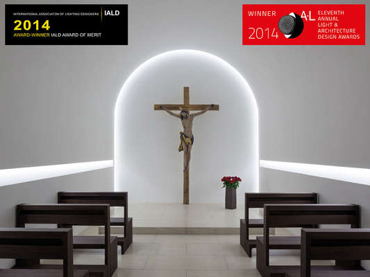 St. Moritz Church - Light & Architecture Design Awards