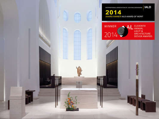 St. Moritz Church - IALD Award Winners (31st Annual)
